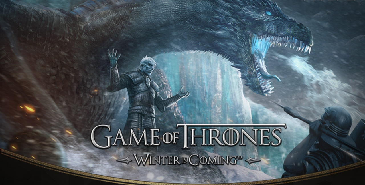 Games of Thrones: Winters is Coming