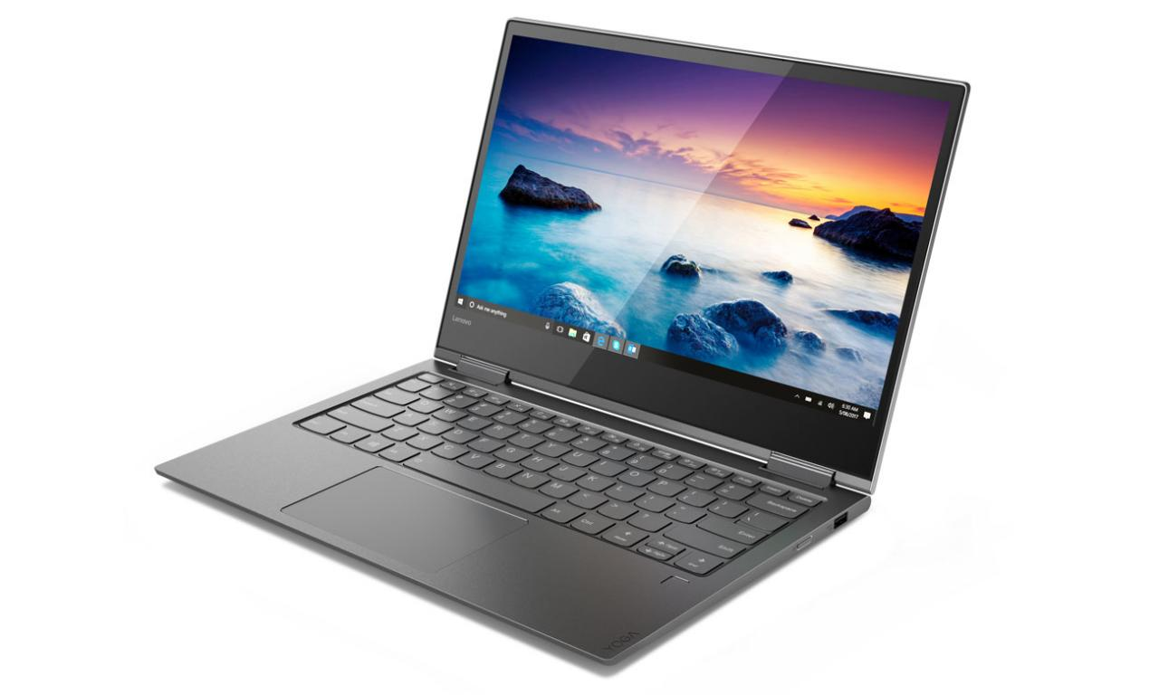 Lenovo Yoga 730 - GeForce GTX 1050 Max-Q