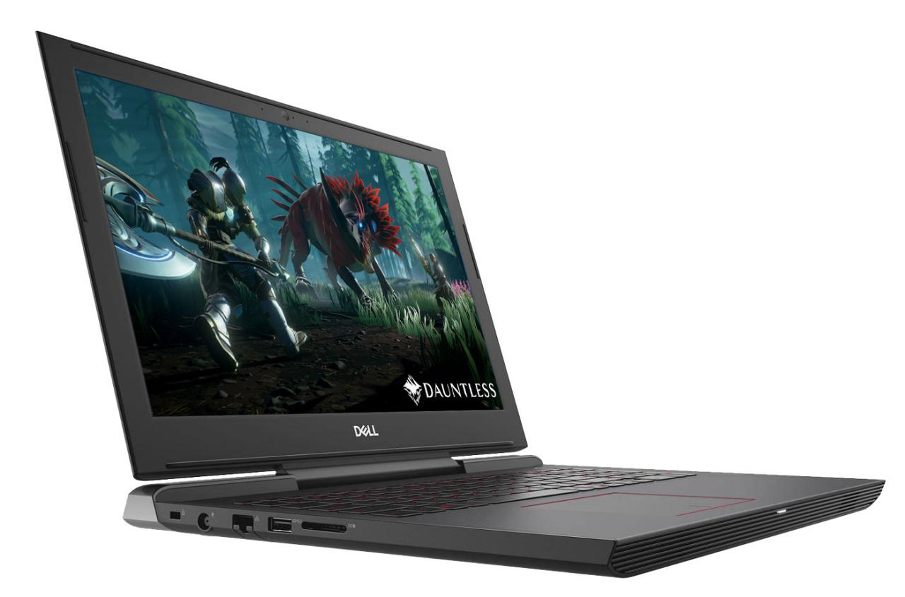 Dell Inspiron G5 - GeForce GTX 1060 Max-Q