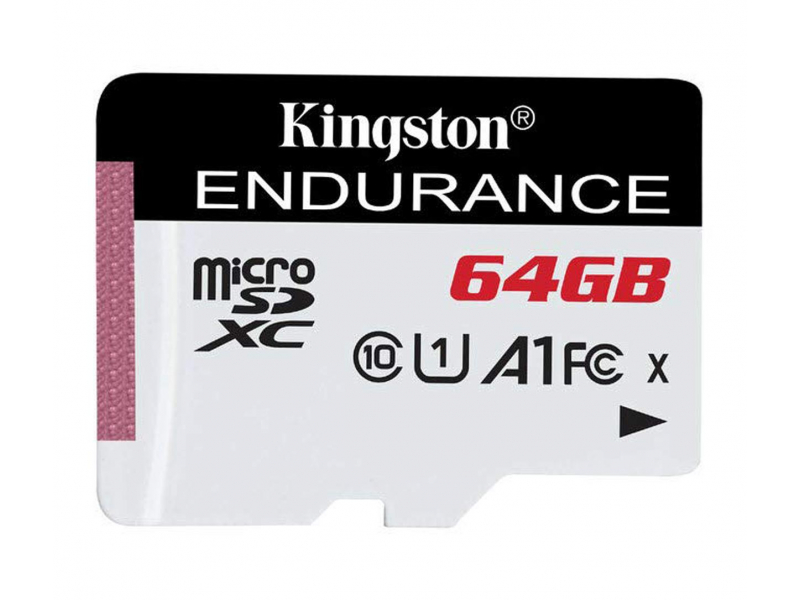 Kingston High Endurance 64 GB - test niedrogiej karty pamięci microSD