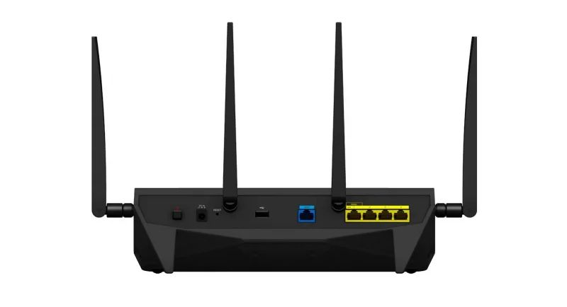 Test routera Synology RT2600ac -