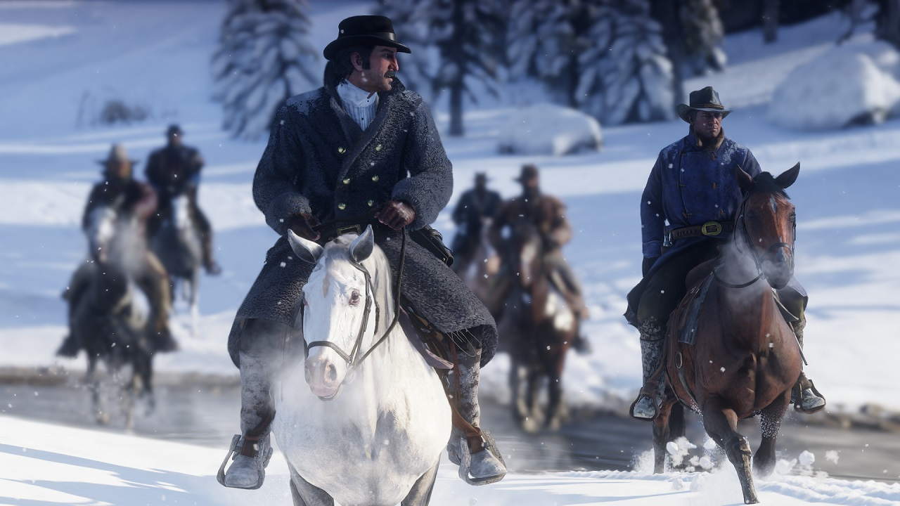 Red Dead Redemption 2 zmierza na PC?