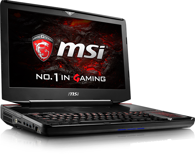 Test laptopa MSI GT83VR 6RF