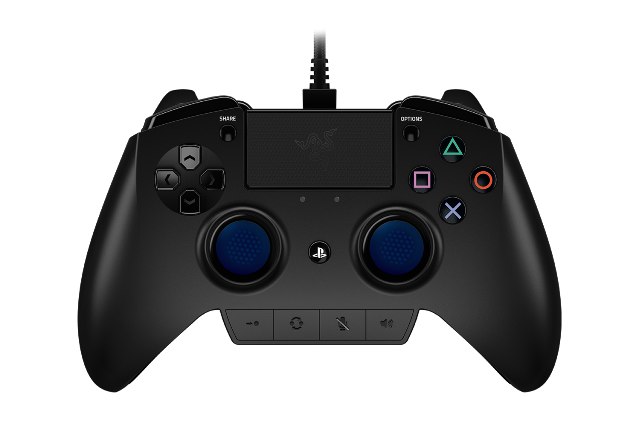 Razer Raiju - topowy pad do Sony PlayStation 4