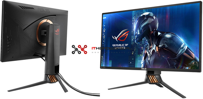 Test monitora Asus ROG PG258Q 240 Hz