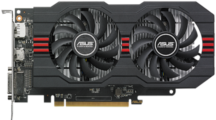 ASUS Radeon RX 560 2 GB Dual Fan