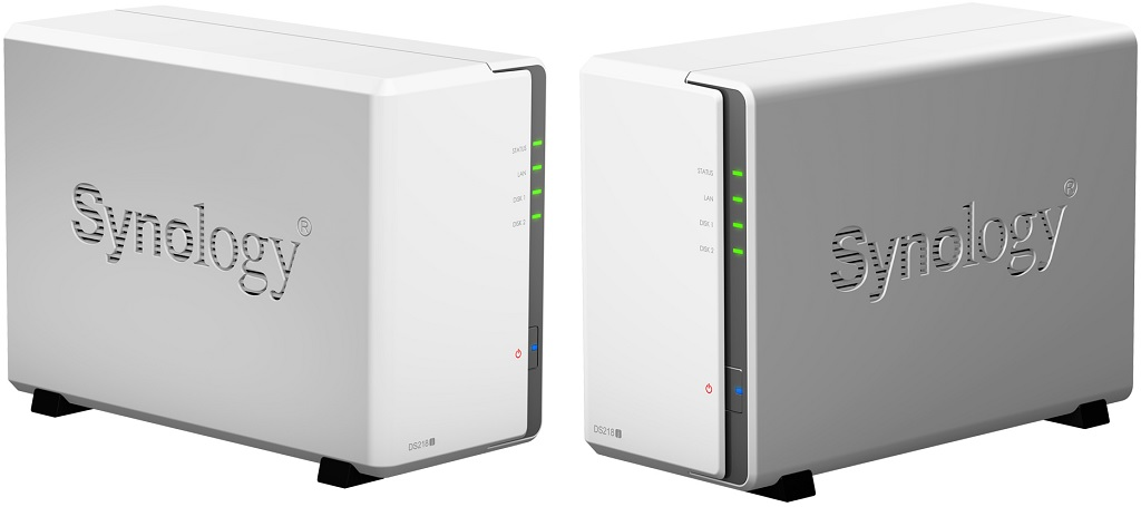 Test Synology DiskStation DS218j