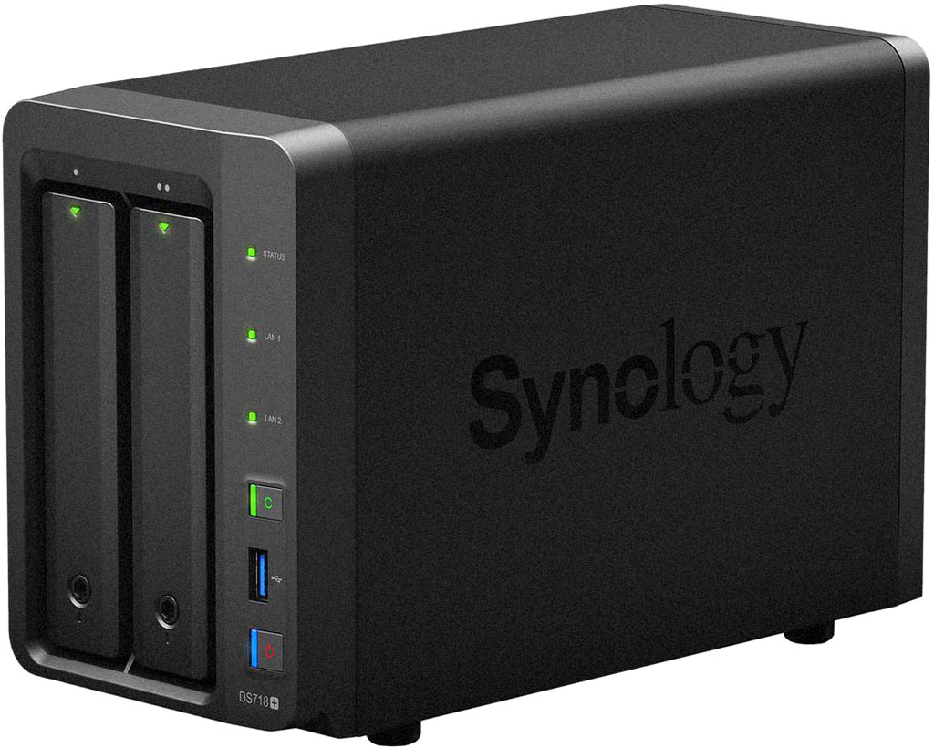 Test Synology DS718+