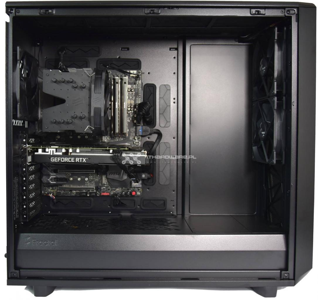 Fractal Design Meshify 2 XL - test, review