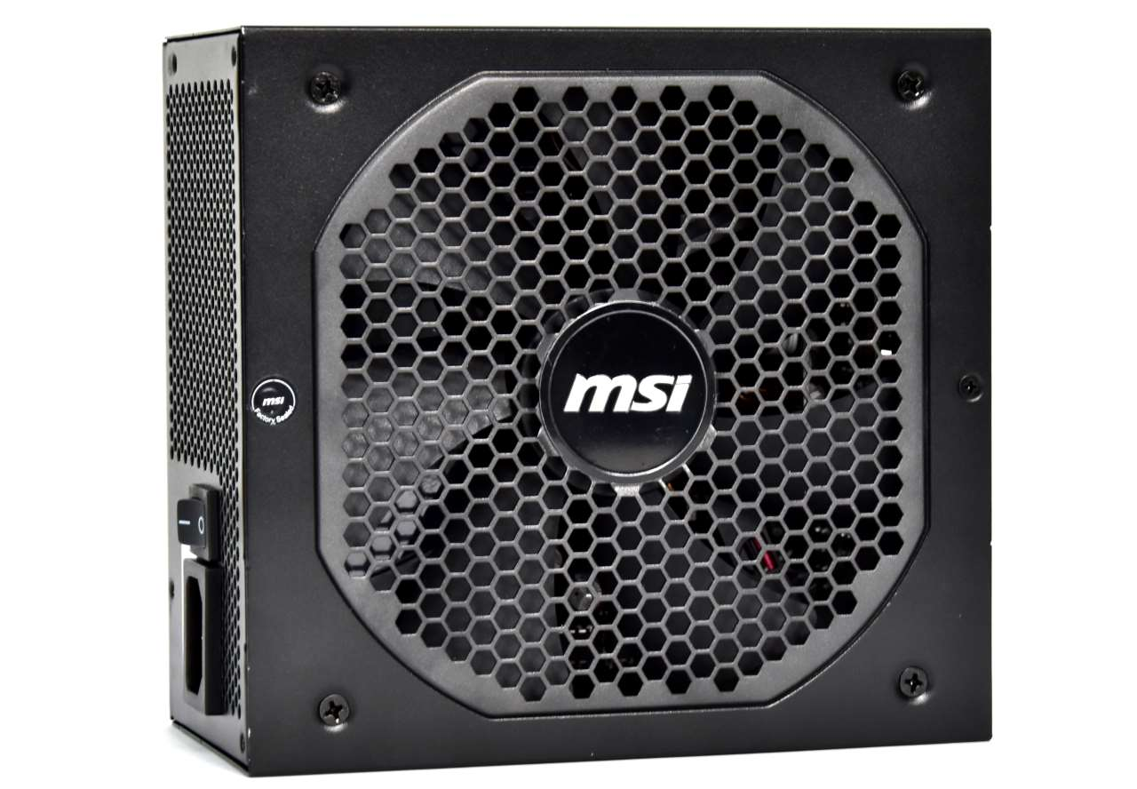 MSI MPG A850GF - test, recenzja, review