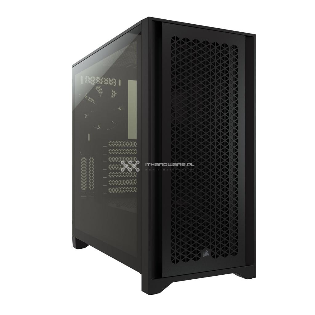 Corsair 4000D Airflow- test, review