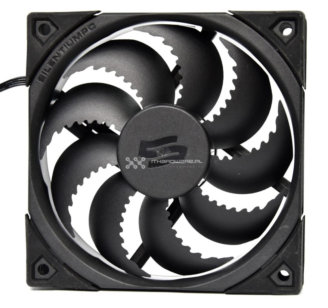 SilentiumPC Fera 5, Fera 5 Dual Fan - test review
