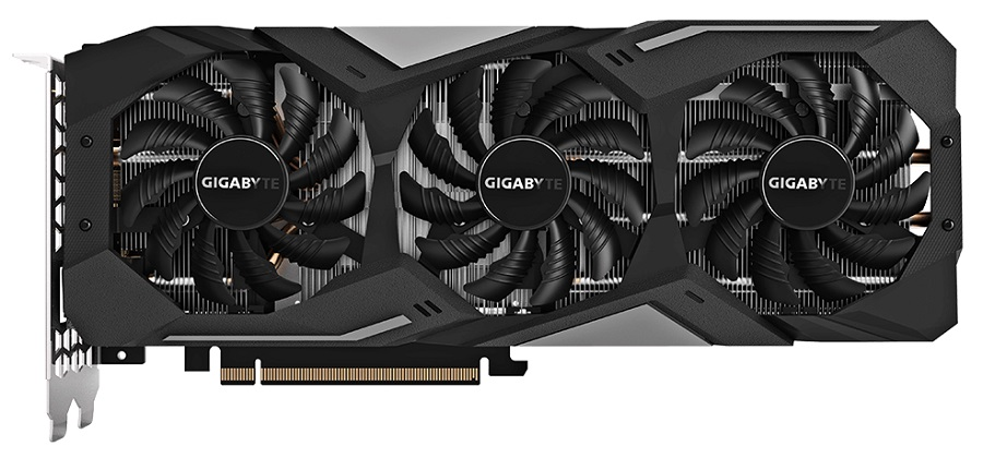 GIGABYTE GeForce RTX 2070 GAMING OC 8G - front