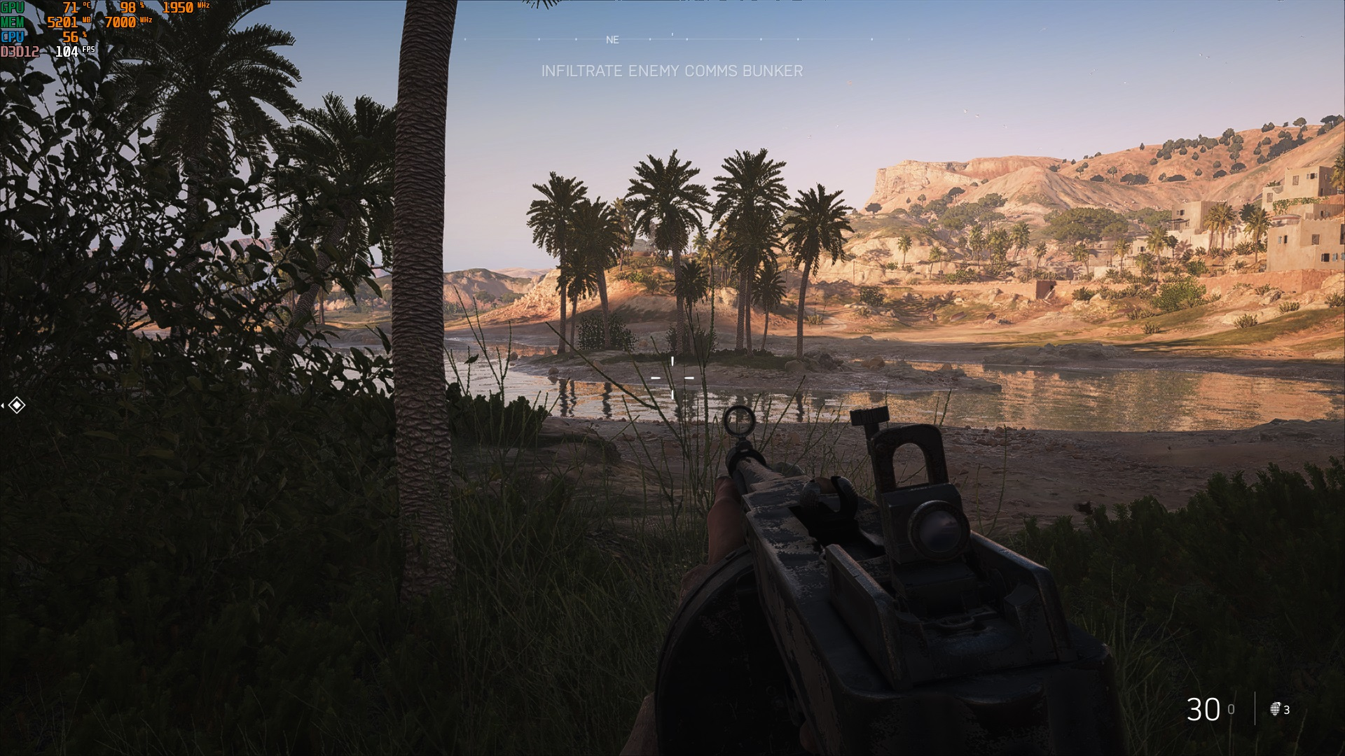 Battlefield V (patch), ray-tracing Low