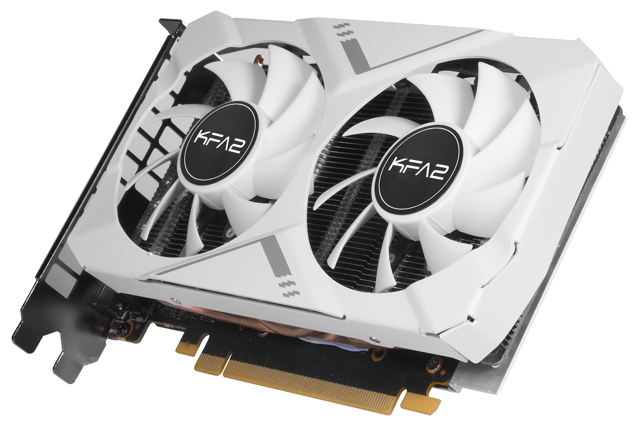 Test karty KFA2 GeForce RTX 2070 WHITE Mini (1-Click OC). Mały mocarz