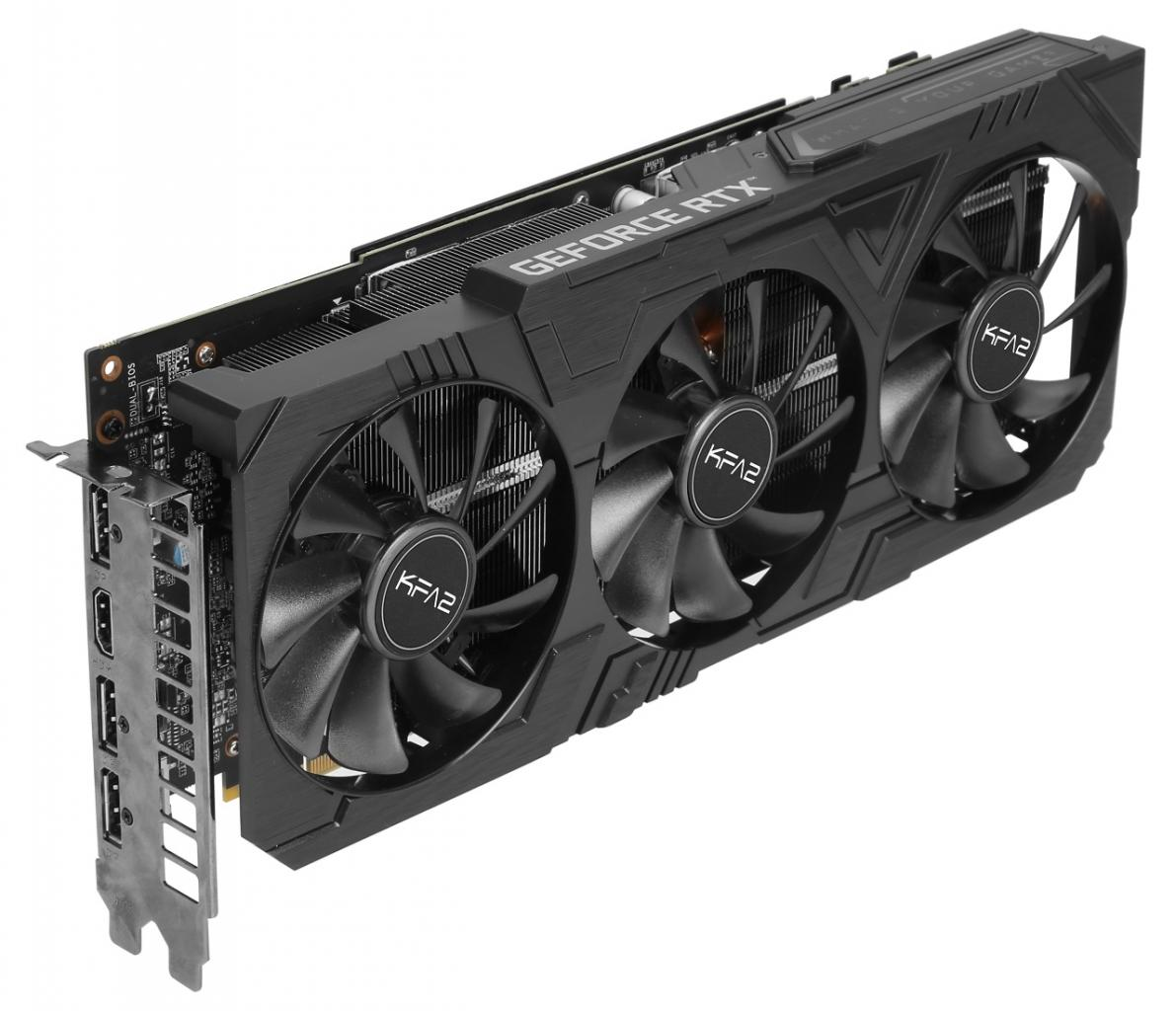 Test karty graficznej KFA2 GeForce RTX 2070 SUPER EX Gamer Black Edition