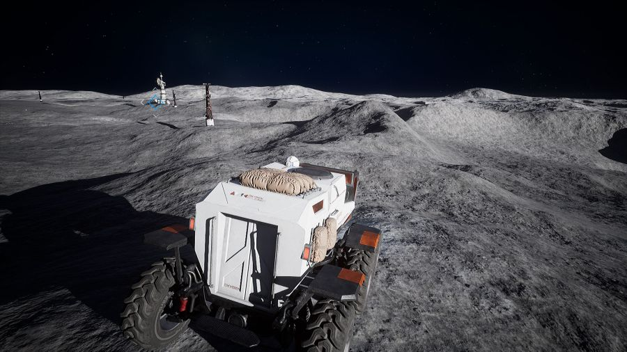 Deliver Us The Moon - rzut oka na ray-tracing oraz DLSS