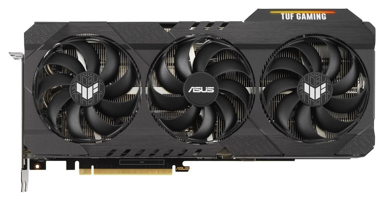 ASUS TUF GAMING GeForce RTX 3090 OC - front