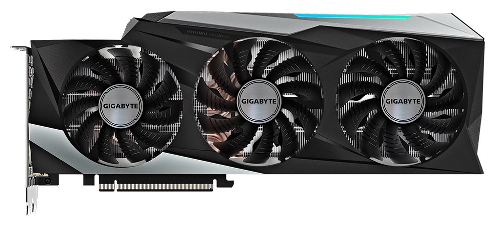 GIGABYTE GeForce RTX 3080 GAMING OC 10G - front