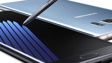 Samsung cały czas ma problem z bateriami z Note'a 7