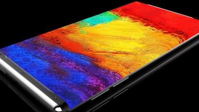Samsung Galaxy S8 nie będzie miał ramek wokół ekranu?