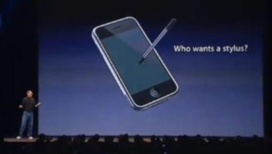 Do iPhone 8 będzie dołączany Apple Pencil? - wyciekł patent