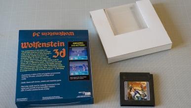 Pewien Szwed przekonwertował Wolfenstein 3D na Game Boy Color!