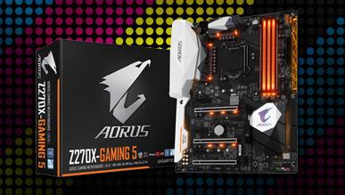 Premierowy test płyty głównej Gigabyte GA-Z270X-Gaming 5
