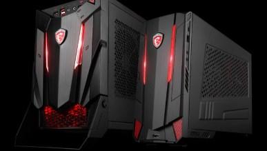 MSI prezentuje komputery dla graczy G.A.M.E Unlimited