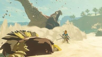 Oto różnice między najnowszą Zeldą na Nintendo Switch i WiiU