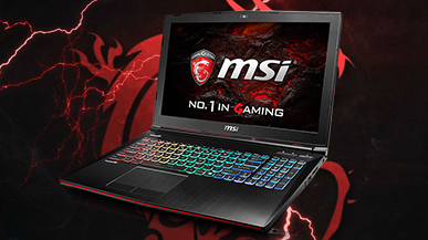 Test laptopa MSI GE62VR 6RF Apache Pro - nieduży, ale mocny laptop do gier i VR