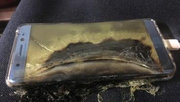W Galaxy Note 7 wybuchają baterie - Samsung wycofuje miliony egzemplarzy