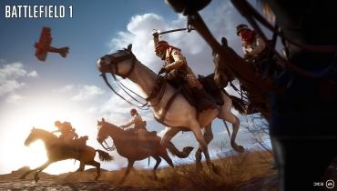 Pierwsze materiały z kampanii Battlefield 1 - gameplay i intro