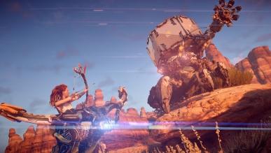 Horizon: Zero Dawn wygląda olśniewająco na nowych screenach