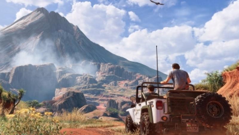 """Nowy patch do Uncharted 4 wprowadza obsługę PS4 Pro, HDR i tryb """"klasyczny"""""""