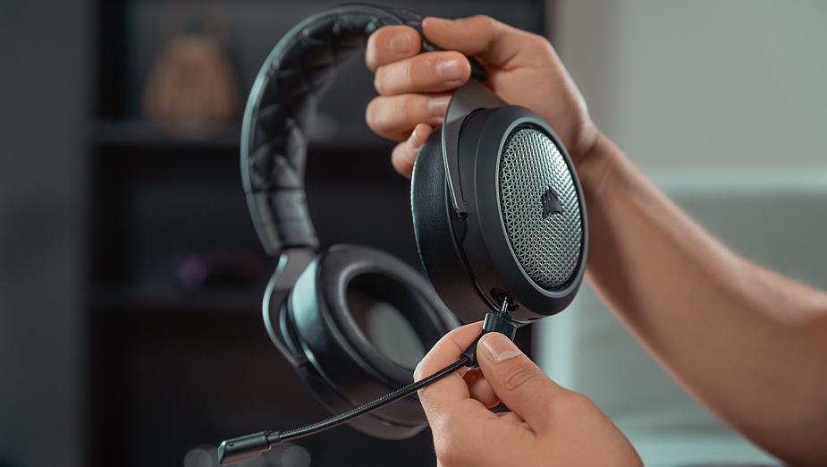 Corsair HS75 XB WIRELESS - licencjonowane słuchawki dedykowane konsolom z  serii Xbox | ITHardware