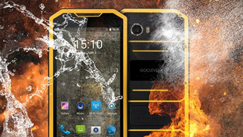 Test smartfona Goclever Quantum 5 500 Rugged