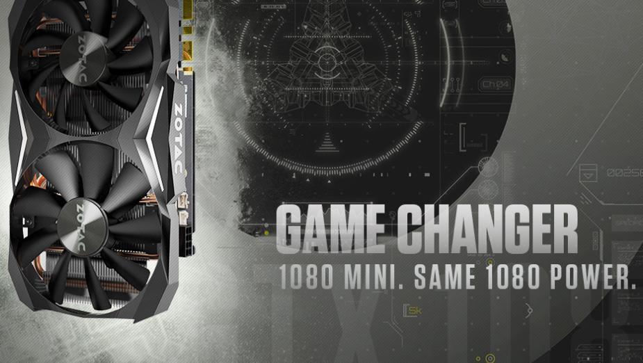 Test Zotac Geforce Gtx 1080 Mini Najlepsza Karta Graficzna Do Itx