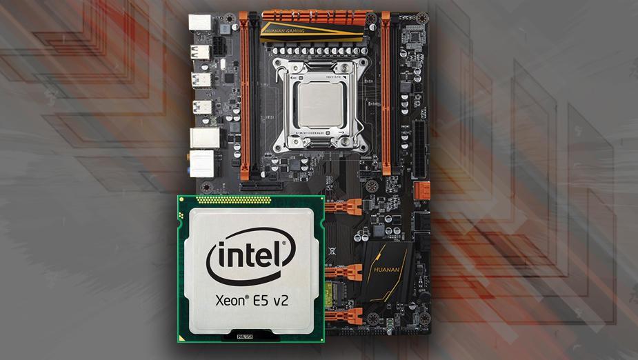 Test zestawu z Chin - Intel Xeon E5-1650 v2 i płyta główna