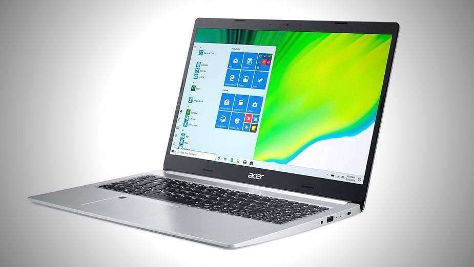 Acer Aspire 5 otrzyma procesor AMD Ryzen 7 5700U