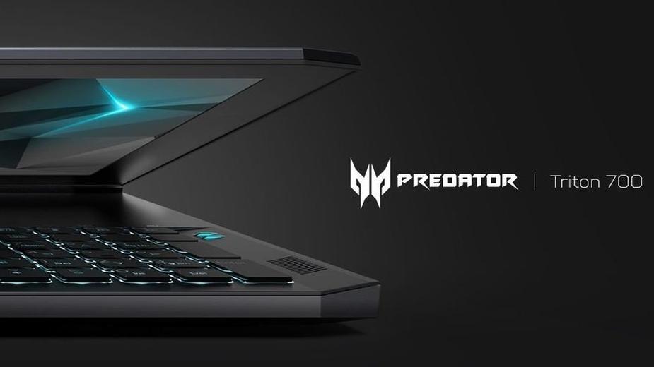 Acer Predator Triton 700 - GeForce GTX 1080 i tylko 18,9 mm grubości