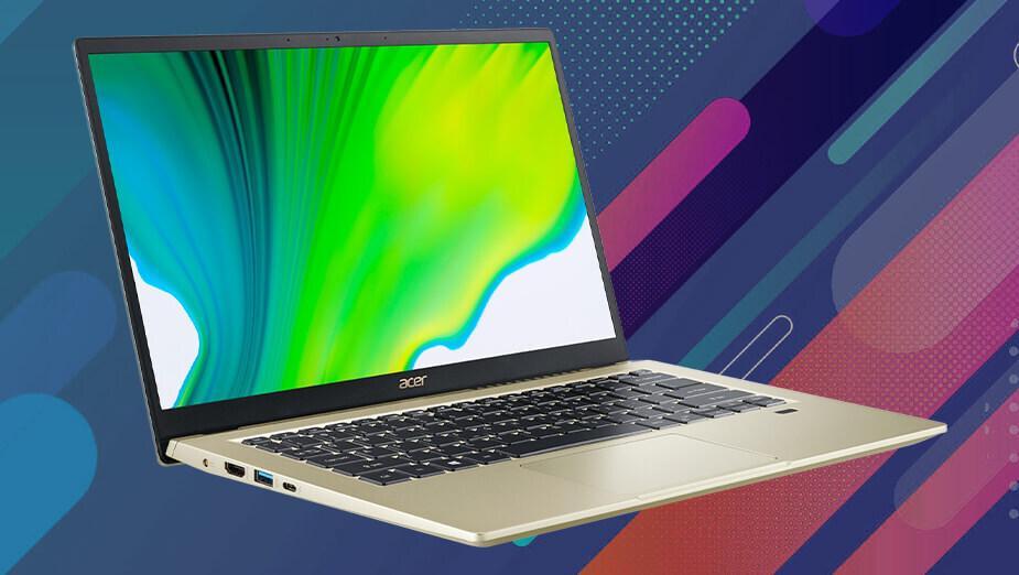 Acer Swift 3X - testujemy laptop z dedykowaną kartą graficzną Intela