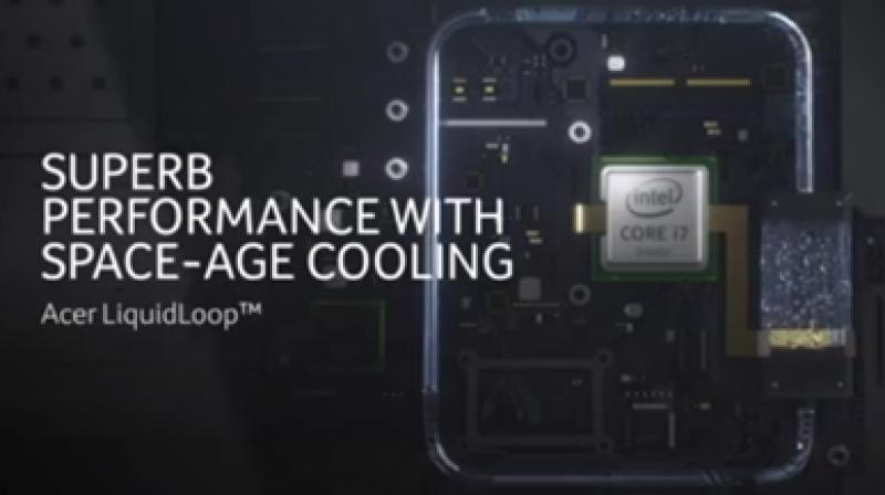 Acer Switch Alpha 12 - tablet konwertowalny chłodzony cieczą