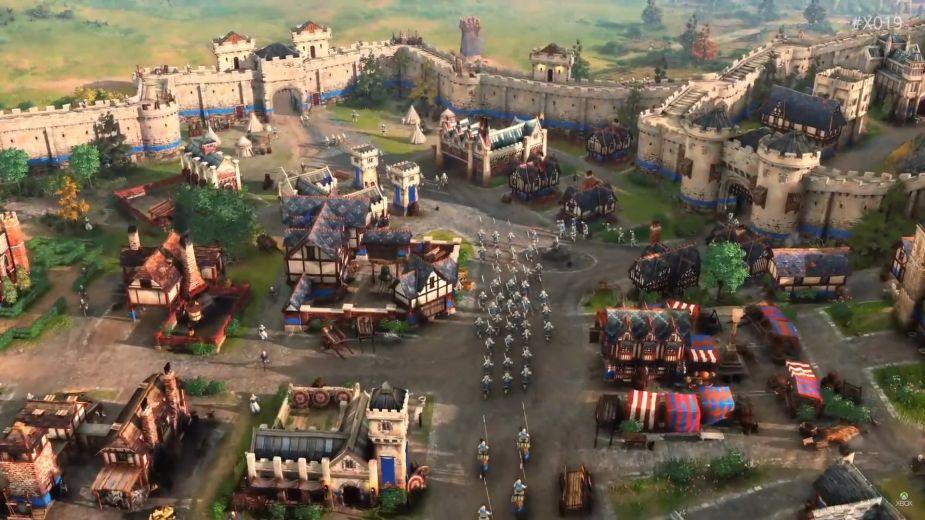 Age of Empires IV - zaprezentowano rozgrywkę. Wygląda wybornie