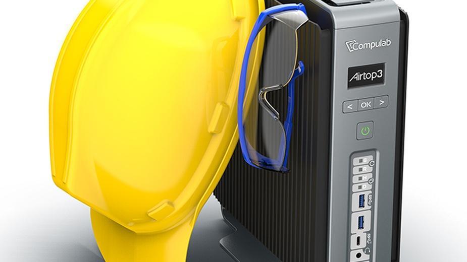 Airtop3 - pasywny miniPC z Core i9-9900K i NVIDIAQuadro RTX 4000
