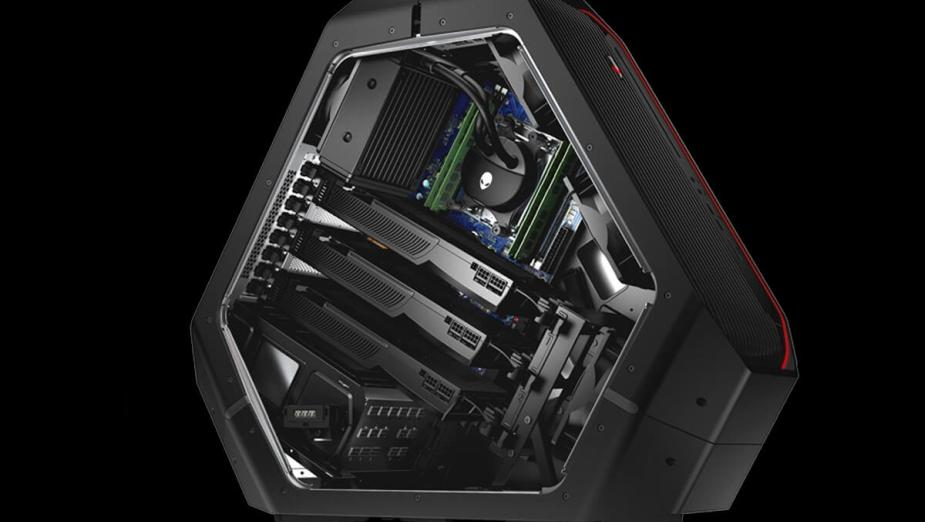 Alienware Area-51 - Dell aktualizuje zestawy o Threadripper i Skylake-X