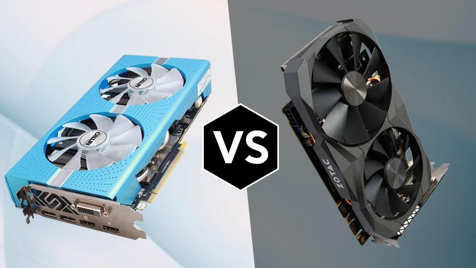 AMD Radeon RX 590 vs NVIDIA GeForce GTX 1060 GDDR5X - test kart graficznych