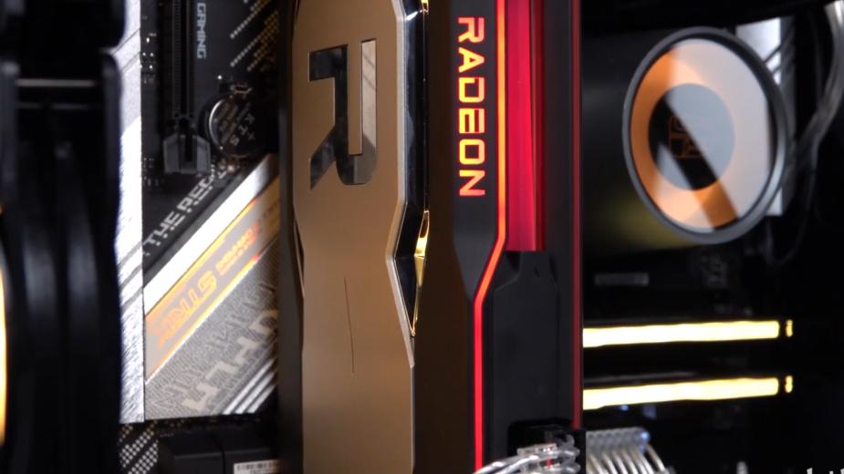 AMD Radeon RX 6900 XT LC - chłodzona cieczą wersja oferuje wyższą wydajność niż referencyjna