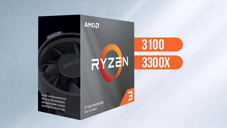AMD Ryzen 3 3100/3300X. Test dwóch czterordzeniowców na architekturze Zen 2