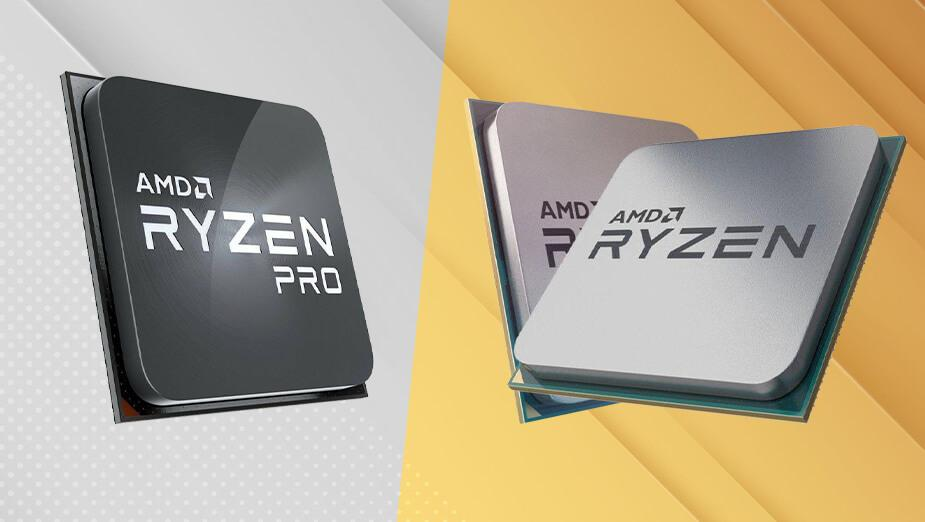 AMD Ryzen 3 PRO 4350G kontra Ryzen 3 3100/3300X - test porównawczy